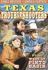 The Range Busters: Texas Troubleshooters (1942) /