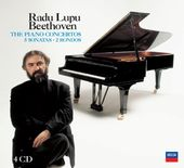 Beethoven: The Piano Concertos; 5 Sonatas; 2