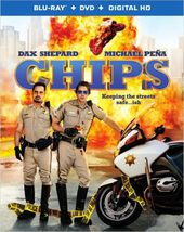 CHiPs (Blu-ray + DVD)