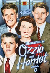 Adventures of Ozzie & Harriet - Volume 8