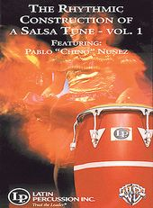 The Rhythmic Construction of A Salsa Tune, Volume