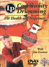 Community Drumming For Health and Happiness With