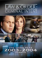 Law & Order: Criminal Intent - Year 3 (3-DVD)