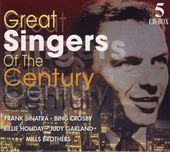 Great Singers of the Century (5-CD)