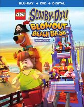 LEGO Scooby-Doo!: Blowout Beach Bash (Blu-ray +