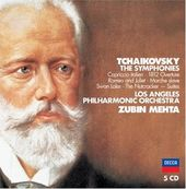 The Symphonies [5 CD]