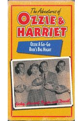 The Adventures of Ozzie & Harriet: Ozzie A