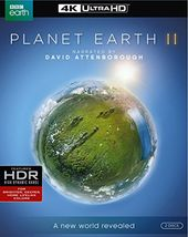 Planet Earth II (4K UltraHD + Blu-ray)