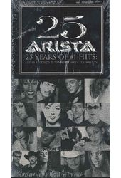 25 Years of #1 Hits: Arista Records 25th