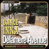 Black Solidarity Presents Dance Inna Delamere