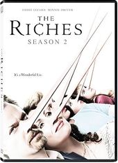 The Riches - Season 2 (2-DVD)