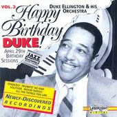 Happy Birthday, Duke! Volume 3