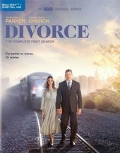 Divorce - Complete 1st Season (Blu-ray)