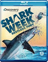 Shark Week - Relentless Fury (Blu-ray)