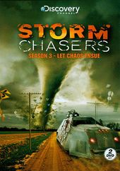 Storm Chasers - Season 3 (2-DVD)