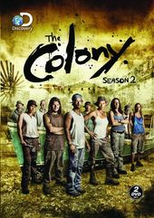 The Colony - Season 2 (2-Disc)
