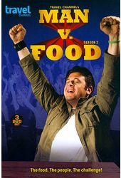 Man vs. Food - Season 3 (3-DVD)