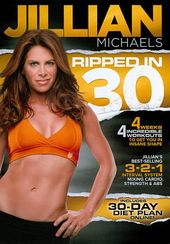 Jillian Michaels - Ripped in 30