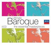 Ultimate Baroque [5 CD Box Set]