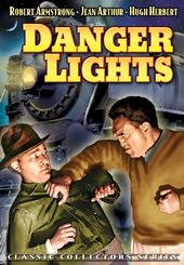 "Danger Lights - 11"" x 17"" Poster"