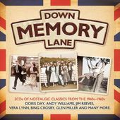 Down Memory Lane [Sony] (2-CD)