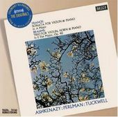 Franck: Sonata for Violin & Piano / Brahms: Trio