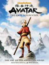 Avatar: The Last Airbender : The Art of the