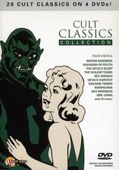 Cult Classics Collection (4-DVD)