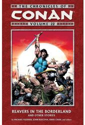 Chronicles of Conan 22: Reavers in the Borderland