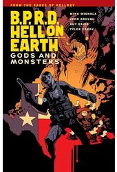 B.P.R.D. Hell on Earth 2: Gods and Monsters