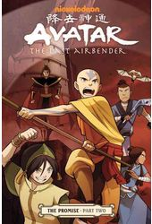 Avatar the Last Airbender 2: The Promise