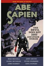 Abe Sapien 2: The Devil Does Not Jest & Others