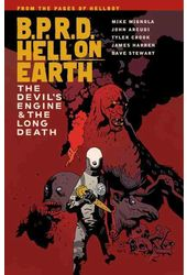 B.p.r.d.: Hell on Earth 4: The Devil's Engine &