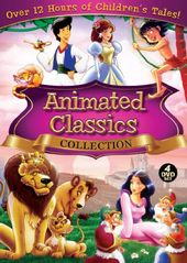 Animated Classics Collection (4-DVD)