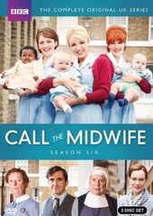 Call the Midwife - Season 6 (3-DVD)