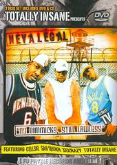 Neva Legal (DVD + CD)