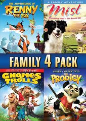 Family 4 Pack, Volume 1