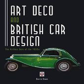 Art Deco and British Car Design: The Airline Cars