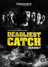 Deadliest Catch - Season 7 (4-DVD)