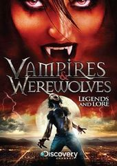 Discovery Channel - Vampires & Werewolves: