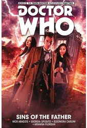 Doctor Who the Tenth Doctor 6: Sins of the Father