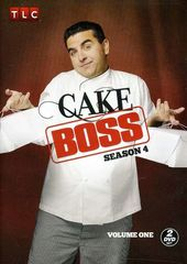 Cake Boss - Season 4 - Volume 1 (2-DVD)