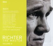 Sviatoslav Richter: The Master, Volume 8: Bach