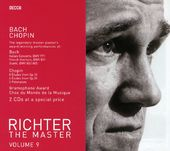 Richter: The Master Volume 9- Bach & Chopin