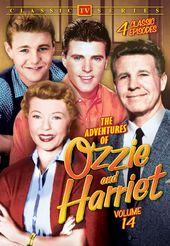 Adventures of Ozzie & Harriet - Volume 14