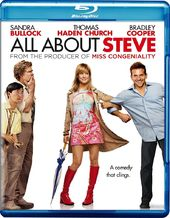 All About Steve (Blu-ray, Includes Digital Copy)