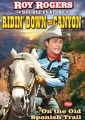 Roy Rogers Double Feature: Ridin' Down the Canyon