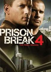 Prison Break - Season 4 (6-DVD)