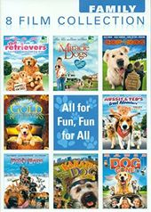 Family 8 Film Collection - Dog Pack (The
