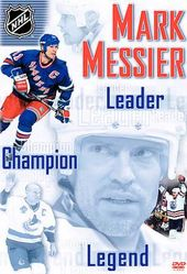Hockey - Mark Messer: Leader, Champion, Legend